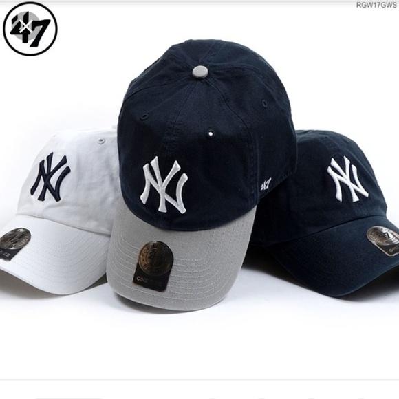 0230f036dc5 NWT NY Yankees Baseball Cap. NWT. 47